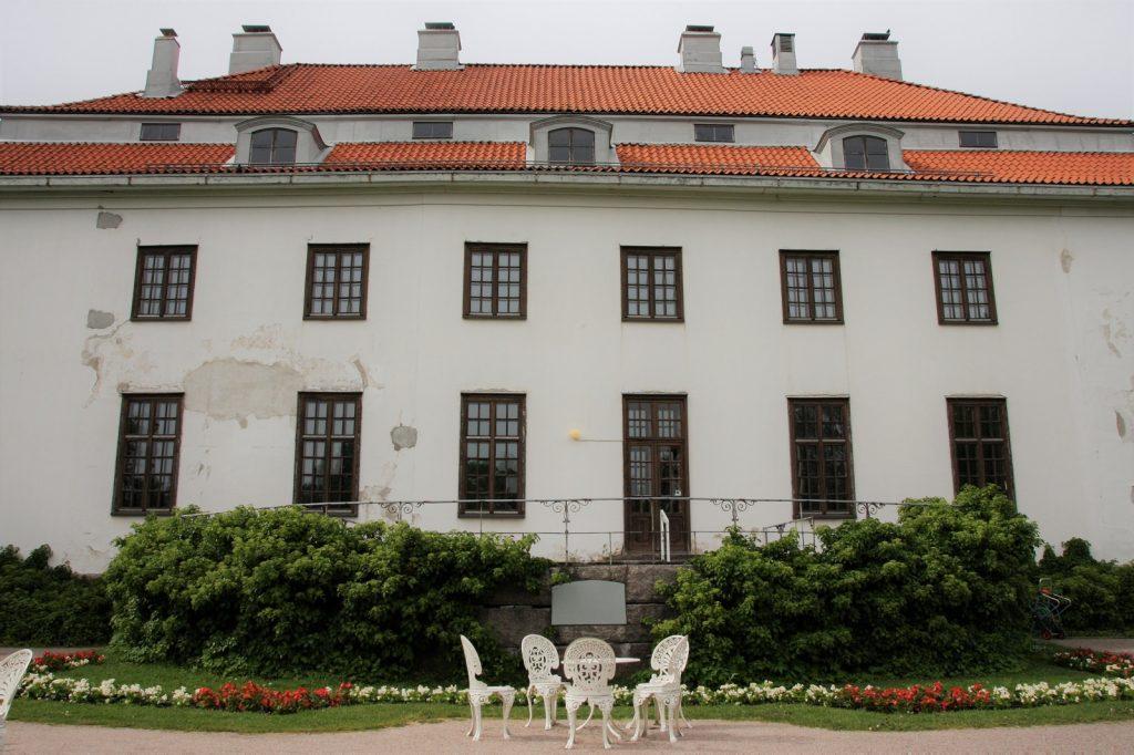 Träskändan kartano, Espoo
