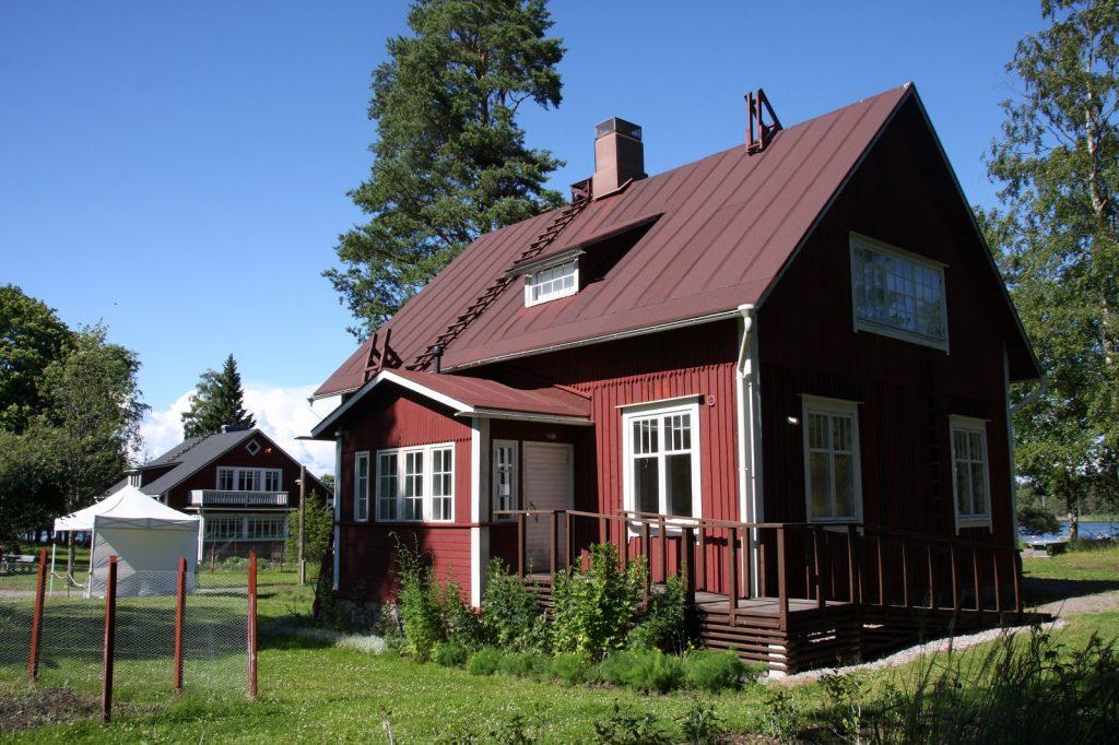 Saaristomuseo Pentala, Gurlin talo