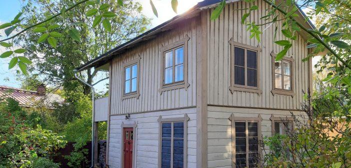 Villa Matkasto – uusia matkailuelämyksiä Tammisaaressa
